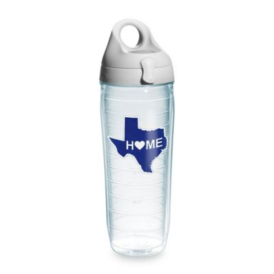 Tervis® Home Heart Texas 24 oz. Water Bottle with Lid