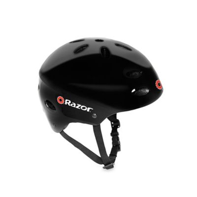 Razor V-17 Youth Multi-Sport Helmet in Black
