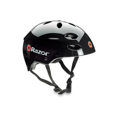 Razor V-17 Adult Multi-Sport Helmet in Black