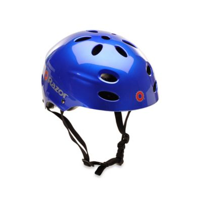 Razor V-17 Youth Multi-Sport Helmet in Blue