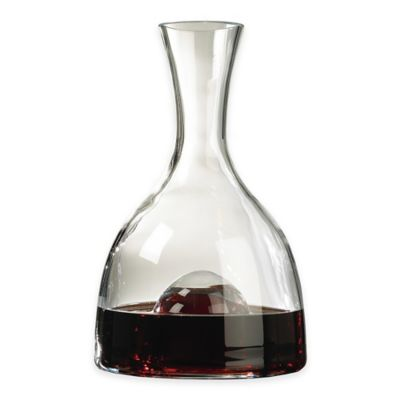 Wine Enthusiast Visual 48-Ounce Decanter