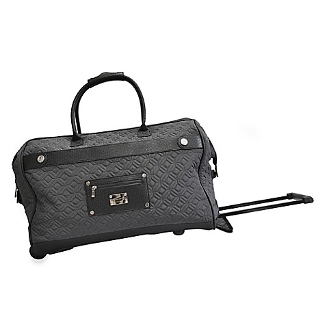 Quilted Rolling Duffle Bed Bath Amp Beyond