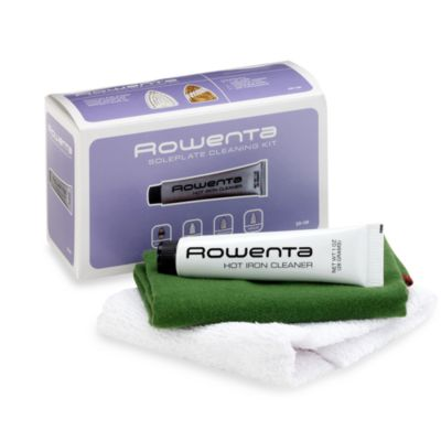 Rowenta Irons Cleaning