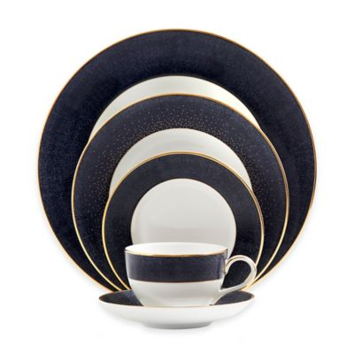 Monique Lhuillier Waterford® Stardust Night 5-Piece Place Setting