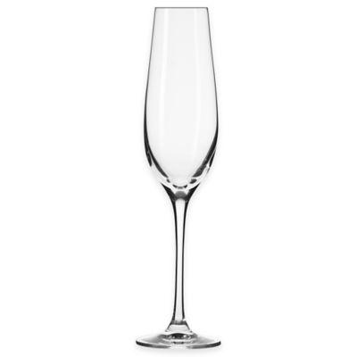 Krosno Nina Champagne Flutes (Set of 6)