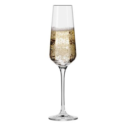Krosno Champagne Flutes