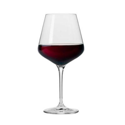 Krosno Vera Red Wine Glasses (Set of 6)