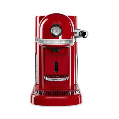 Kitchenaid® in Empire Red Espresso Machines
