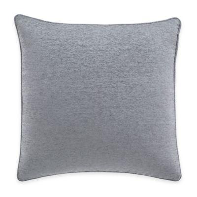 Manor Hill® Cortlandt European Pillow Sham in Grey