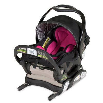 Muv Kussen Infant Car Seat in Candy