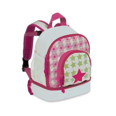 Lassig 4Kids Starlit Mini Backpack in Magenta