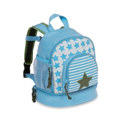 Lassig 4Kids Starlight Mini Backpack in Olive
