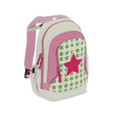 Lassig 4Kids Starlit Mini Backpack Big in Magenta