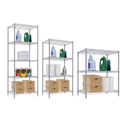 Home Basics® 3-Tier Wire Shelf Shelving
