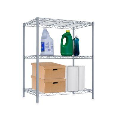 Home Basics® 3-Tier Wire Shelf