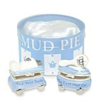 Mud Pie™ Prince First Tooth/First Curl Alphabet Blocks