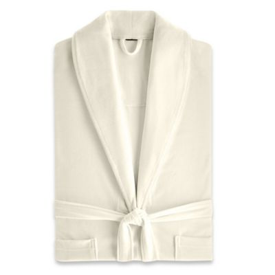Kassatex Small/Medium Femme Bathrobe in Crème