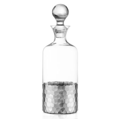 Silver Daphne Decanter