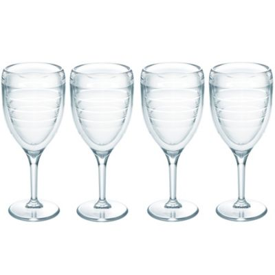 Tervis® 9 oz. Wine Glasses (Set of 4)