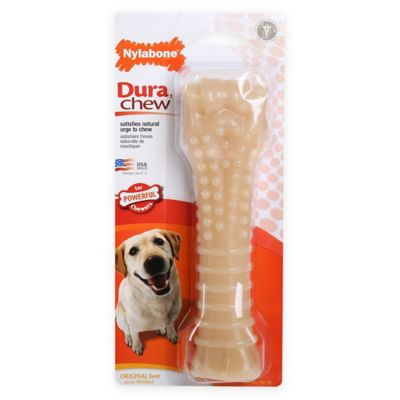 Nylabone® DuraChew® X-Large Natural Flavor Bone for Dogs