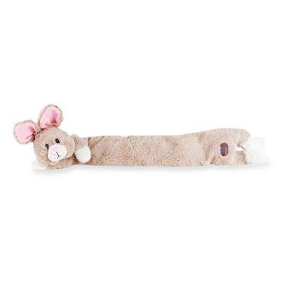 Charming Pet® Longidudes™ Rabbit Dog Toy in Grey