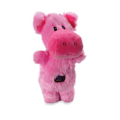 Charming Pet® Puppet Squeaks™ Pig Dog Toy in Pink