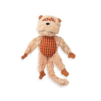 HangRageous Mel the Monkey Pet Toy in Orange