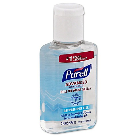 Buy Purell 174 2 Ounce Instant Hand Sanitizer From Bed Bath