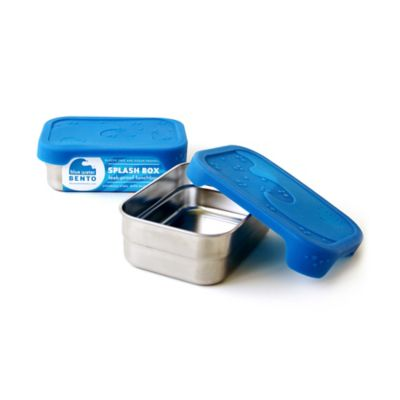 Blue Storage Boxes with Lids