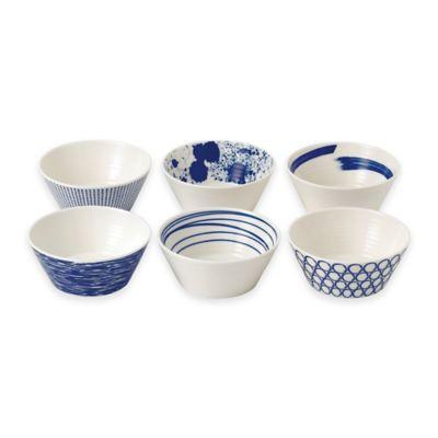 Royal Doulton® Pacific Tapas Bowls (Set of 6)