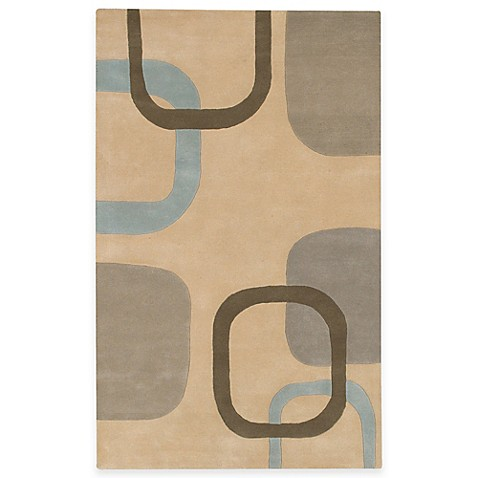 "Stella Smith Beige 30"" x 96"" Runner"