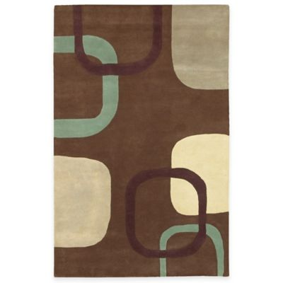 Stella Smith Brown Rug