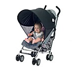 Protect-a-Bub™ Black UPF 50+ Classic Single Stroller & Jogger Sunshade