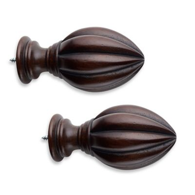Cambria Fluted Finial
