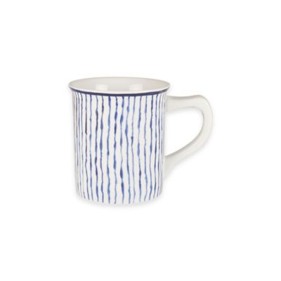 Blue Stripe Dinnerware
