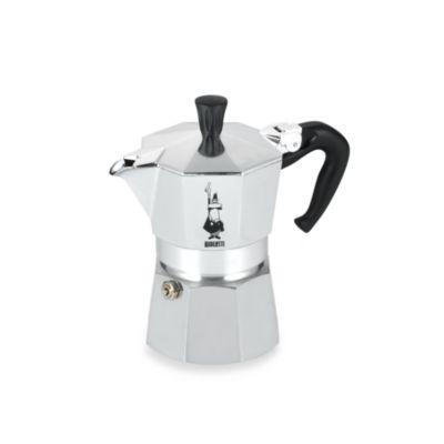 Bialetti® Moka Express 06799 3-Cup Espresso Machine