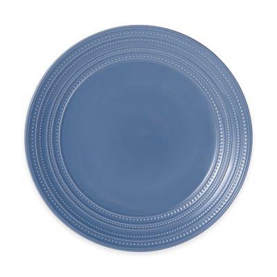 Mikasa® Vella 14-Inch Round Platter in Blue