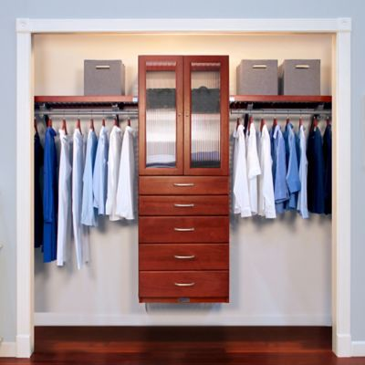 Red Closets Systems