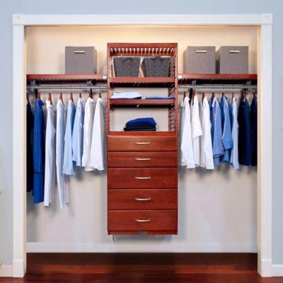 Closet Shelving Organizer