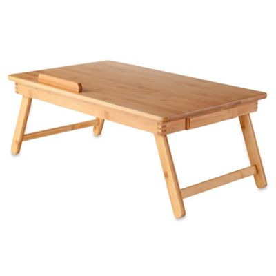 Baldwin Bamboo Lap Desk in Natural