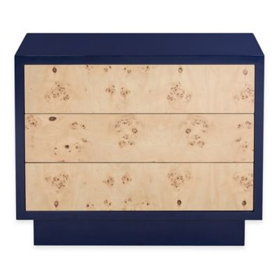 Blue Drawers Chest