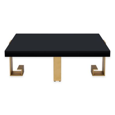 Safavieh Roya Coffee Table in Black