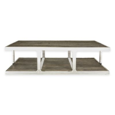 Safavieh Somerton Coffee Table in Natural