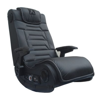 X Rocker Wireless Audio Gaming Chair in Black