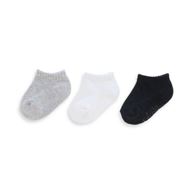 goldbug™ Size 3-12M 3-Pack Cushioned Ankle Socks