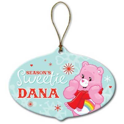 Care Bears™ Cheer Bear Christmas Ornament