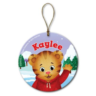 PBS Kids Daniel Tiger's Neighborhood™ Christmas Ornament