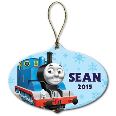 PBS Kids Thomas & Friends™ Snowflake Christmas Ornament