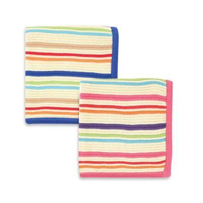 Baby Vision Knit Blanket