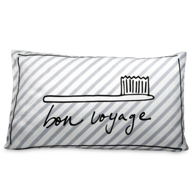 Greenbuds Bon Voyage Organic Cotton Travel Pillow